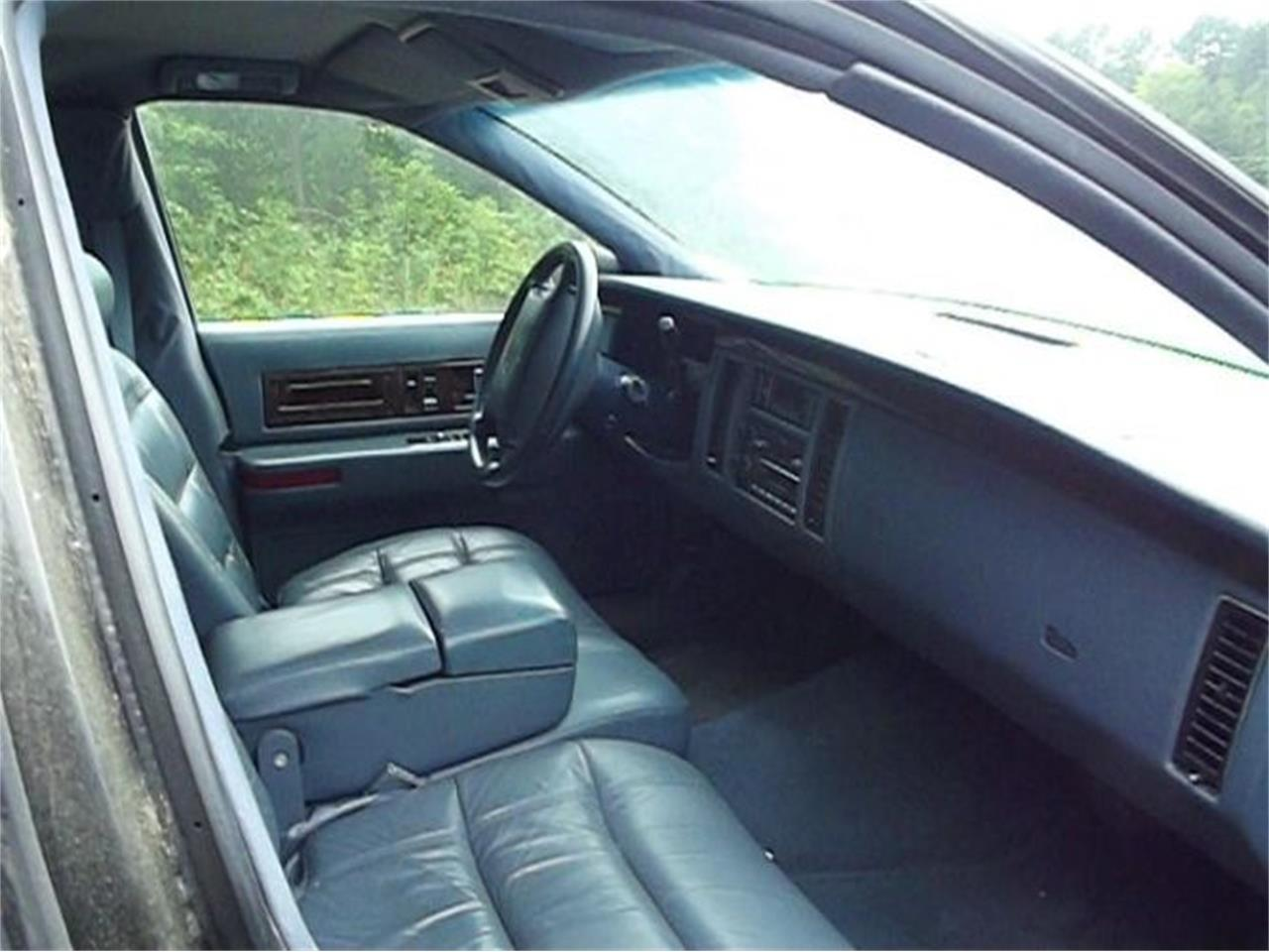 1996 Cadillac Fleetwood (CC-1167097) for sale in Cadillac, Michigan