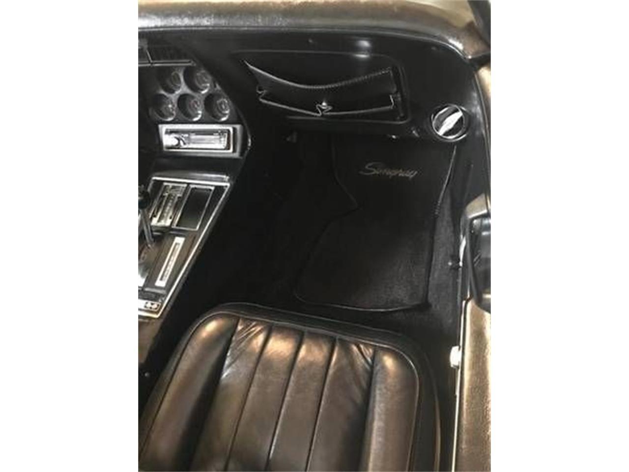 1972 Chevrolet Corvette (CC-1167125) for sale in Cadillac, Michigan