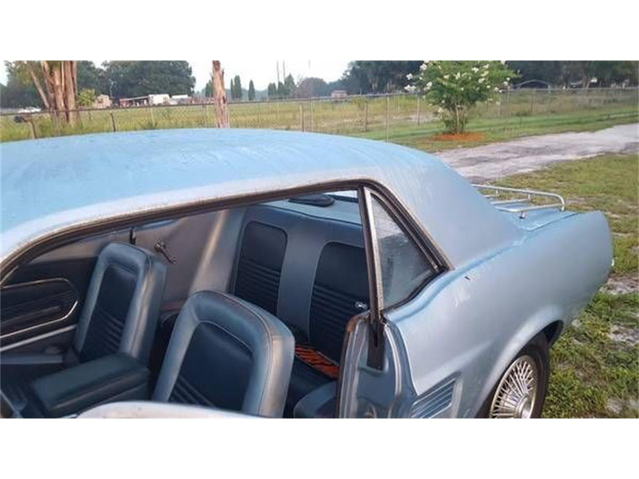 1967 Ford Mustang (CC-1167132) for sale in Cadillac, Michigan