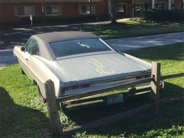 1967 Pontiac Bonneville (CC-1167133) for sale in Cadillac, Michigan