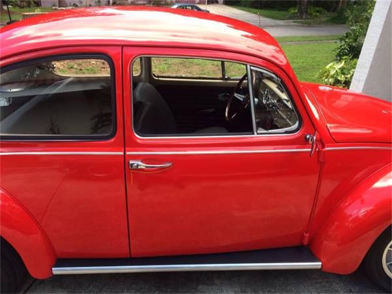 1967 Volkswagen Beetle (CC-1167134) for sale in Cadillac, Michigan