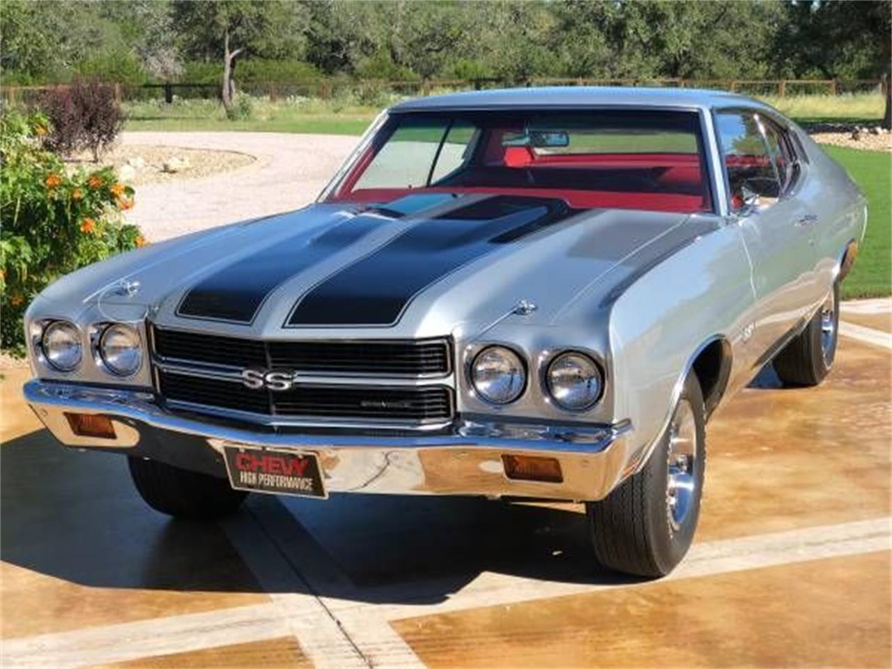 1970 Chevrolet Chevelle (CC-1167137) for sale in Cadillac, Michigan