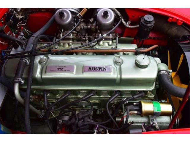 1966 Austin-Healey 3000 (CC-1167139) for sale in Cadillac, Michigan