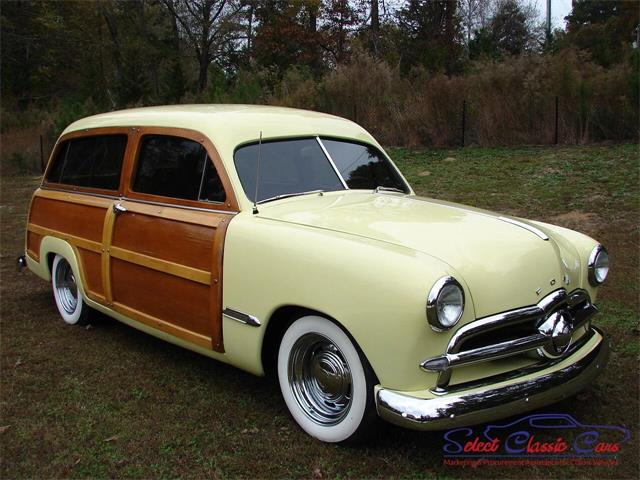 1949 Ford Woody Wagon (CC-1167245) for sale in Hiram, Georgia