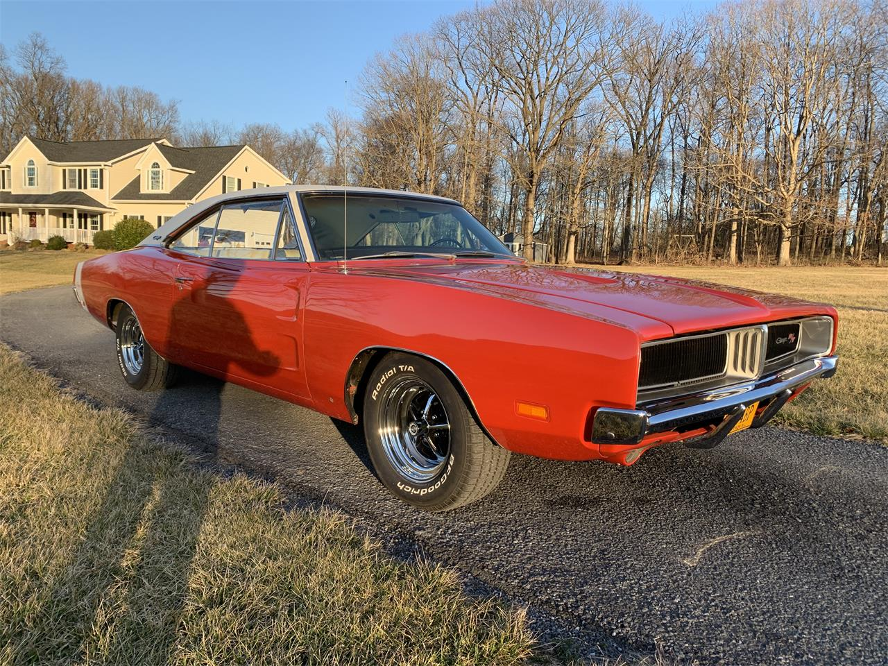 1969 Dodge Charger R/T (CC-1167329) for sale in Round Hill, Virginia