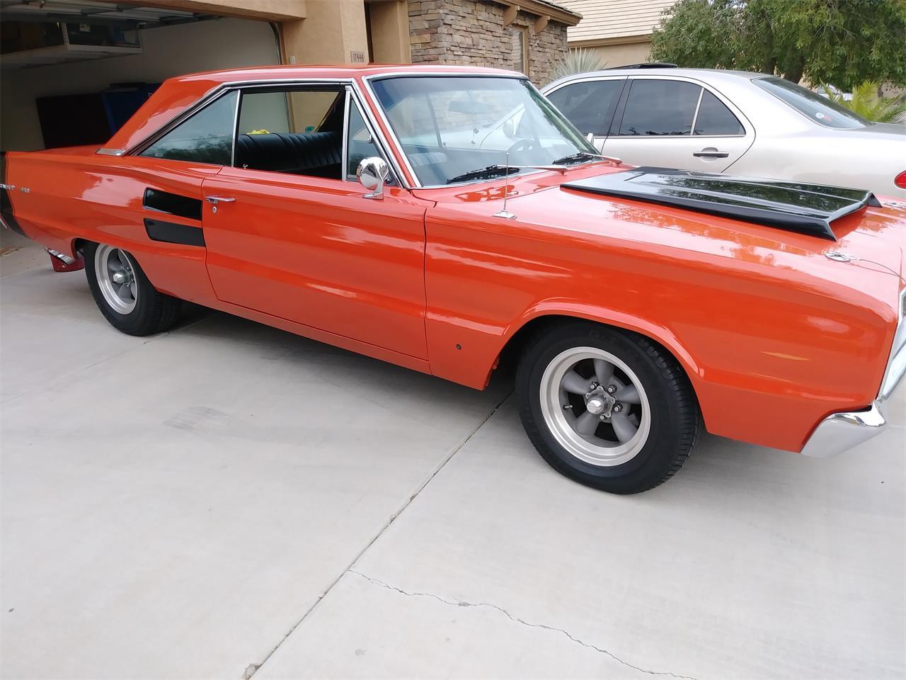 1967 Dodge Coronet 440 For Sale Classiccars Com Cc 1167341