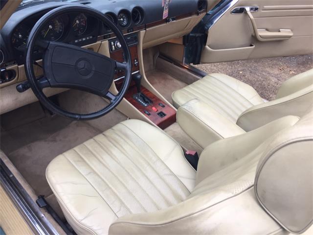 1989 Mercedes-Benz 560SL (CC-1167360) for sale in Shreveport, Louisiana