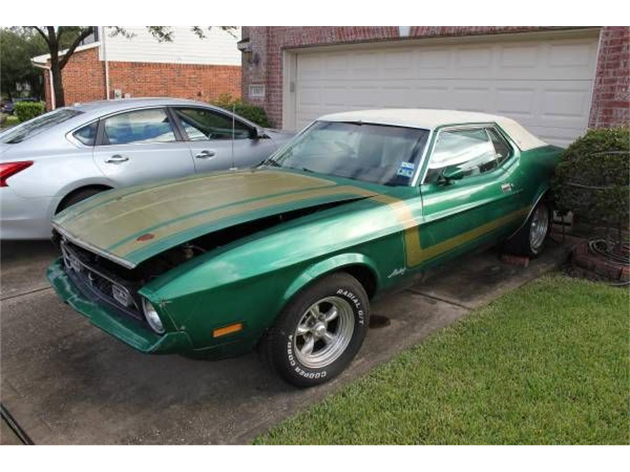 1972 Ford Mustang (CC-1167434) for sale in Cadillac, Michigan