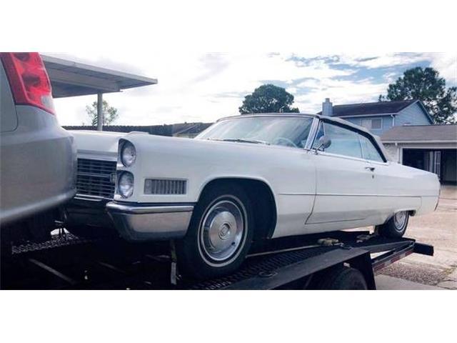 1966 Cadillac DeVille (CC-1167440) for sale in Cadillac, Michigan