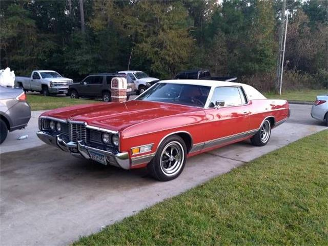 1972 Ford LTD (CC-1167448) for sale in Cadillac, Michigan