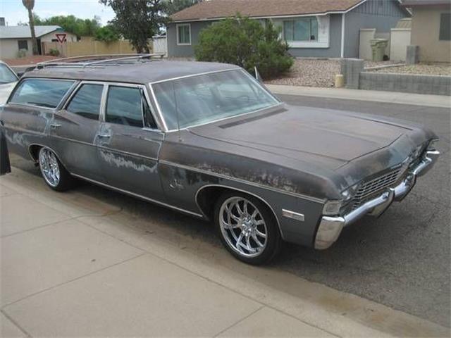 1968 Chevrolet Impala (CC-1167466) for sale in Cadillac, Michigan