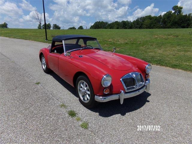 1962 MG Mark II (CC-1167591) for sale in Murray, Kentucky