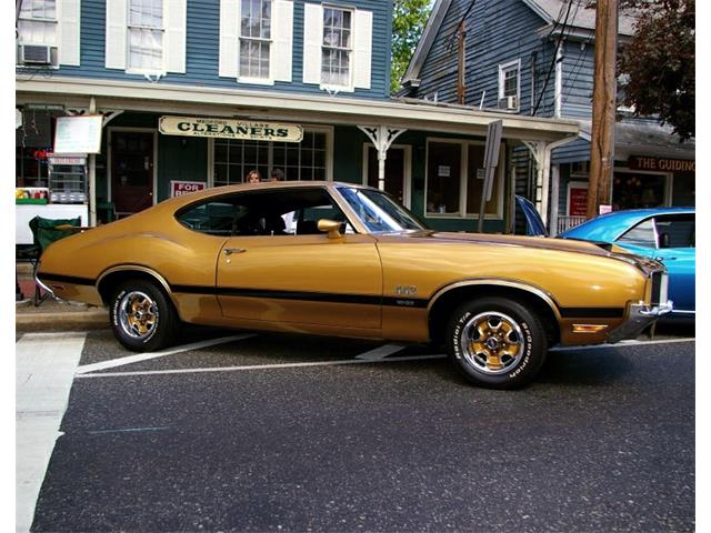 1972 Oldsmobile 442 W-30 (CC-1167595) for sale in Southampton, New Jersey