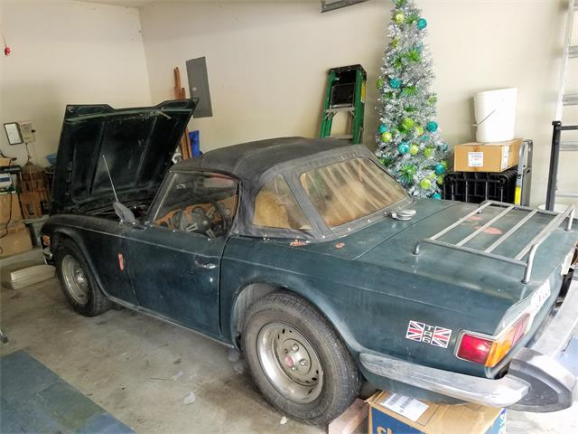 1976 Triumph TR6 (CC-1167608) for sale in Arlington, Texas