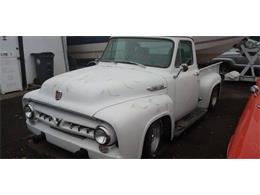 1953 Ford F100 (CC-1167647) for sale in Cadillac, Michigan