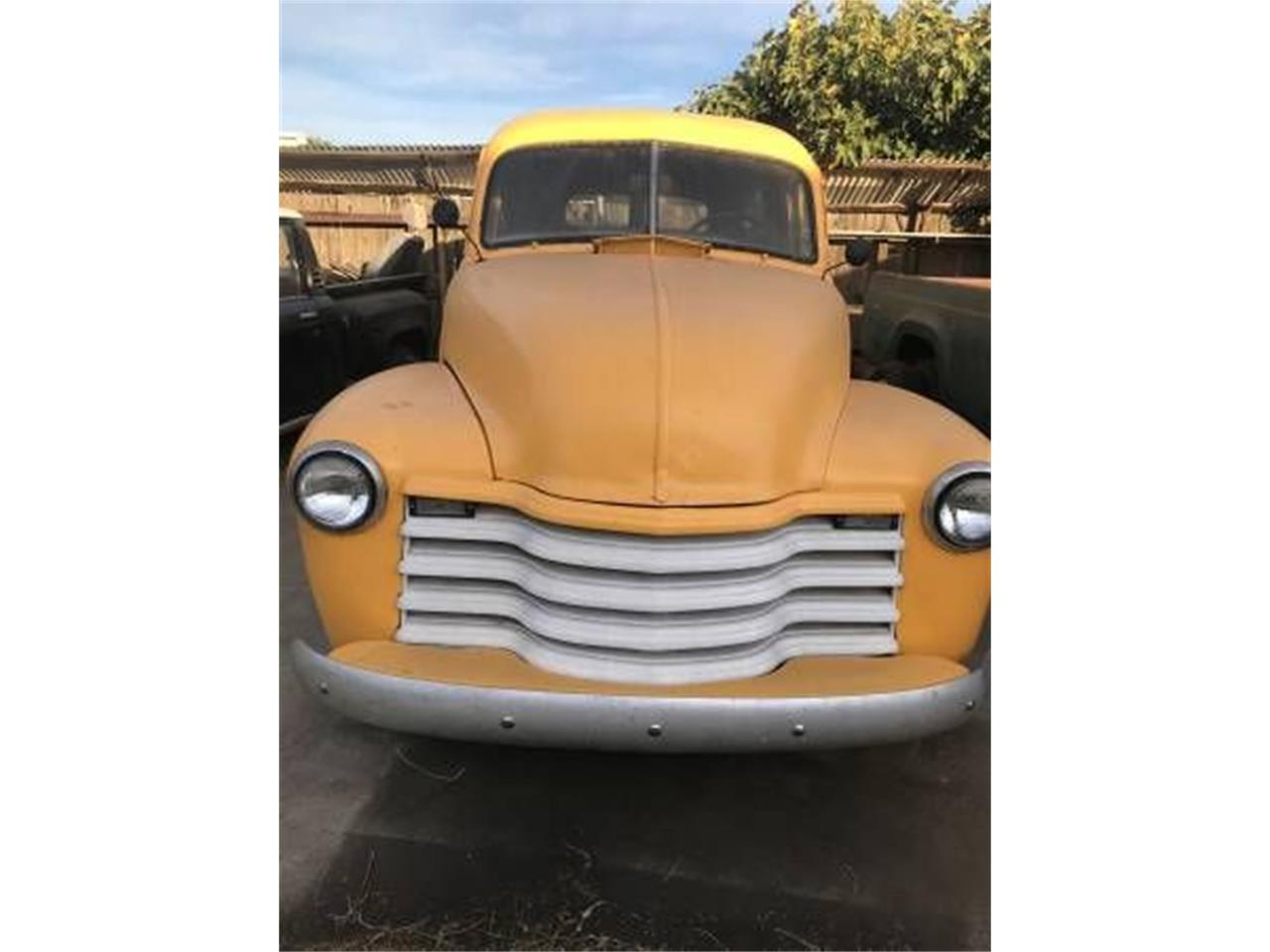 1953 Chevrolet Panel Truck (CC-1167649) for sale in Cadillac, Michigan