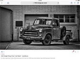1954 Dodge Pickup (CC-1167653) for sale in Cadillac, Michigan