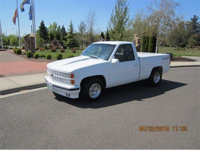 1992 Chevrolet Pickup (CC-1167662) for sale in Cadillac, Michigan