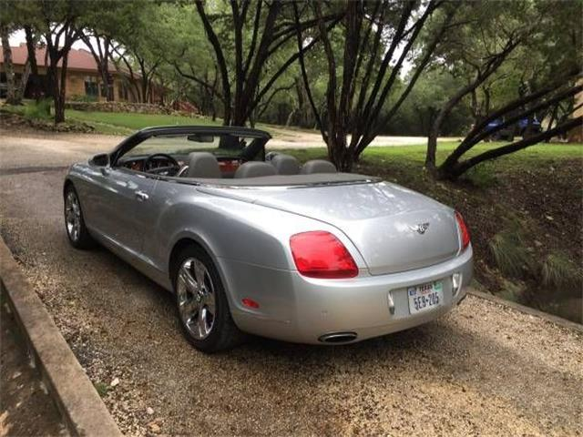 2007 Bentley Continental (CC-1167673) for sale in Cadillac, Michigan