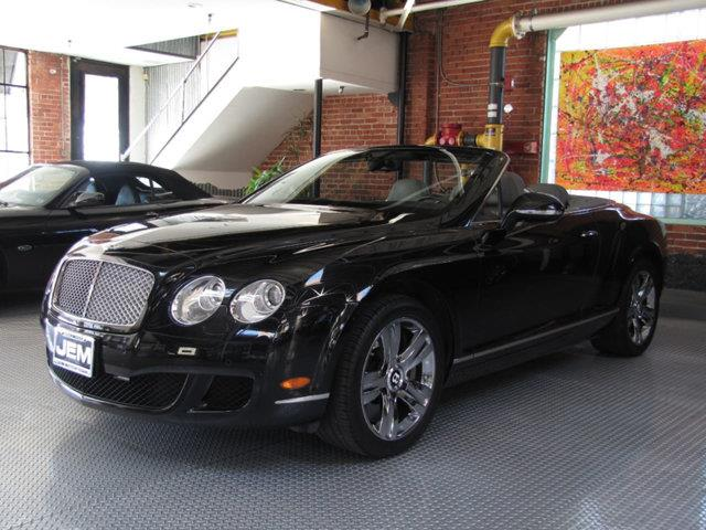 2011 Bentley Continental (CC-1167731) for sale in Hollywood, California