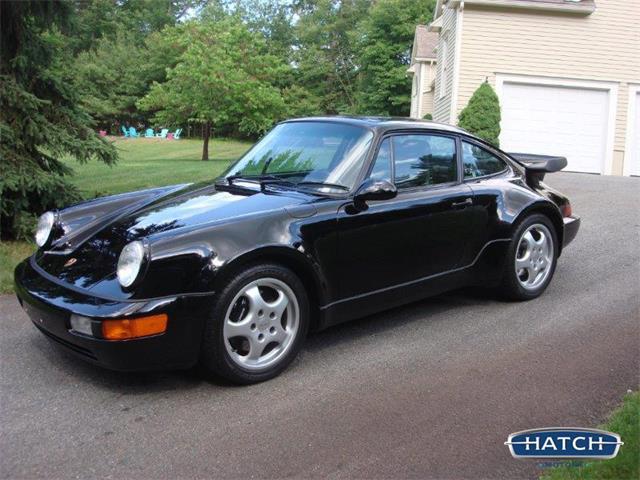 1991 Porsche 911 Turbo (CC-1167738) for sale in HUDSON, Massachusetts