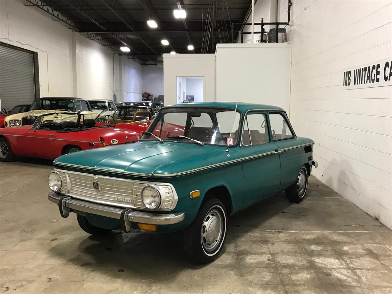 1971 NSU 1200 (CC-1160781) for sale in Cleveland, Ohio