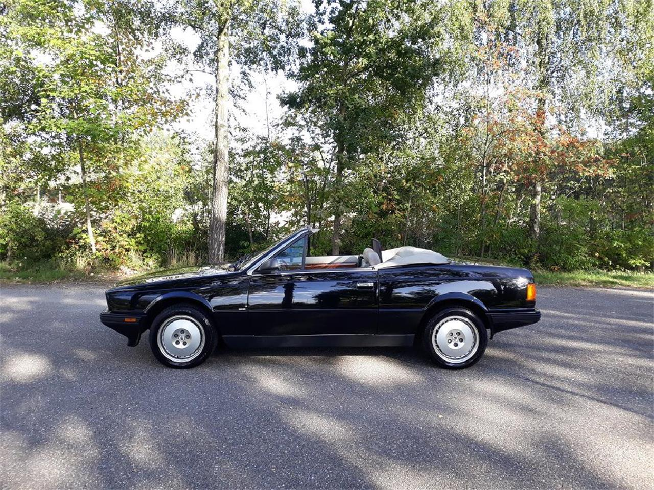 1989 Maserati Biturbo Zagato Spider for Sale | ClassicCars ...
