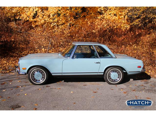 1970 Mercedes-Benz 280SL (CC-1167859) for sale in Hudson, Massachusetts