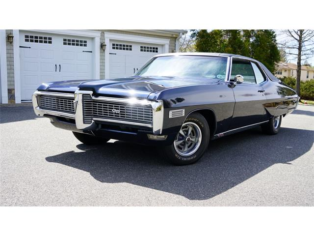 1968 Pontiac Grand Prix (CC-1160786) for sale in Old Bethpage , New York