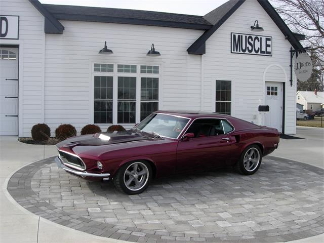 1969 Ford Mustang (CC-1167889) for sale in Newark, Ohio