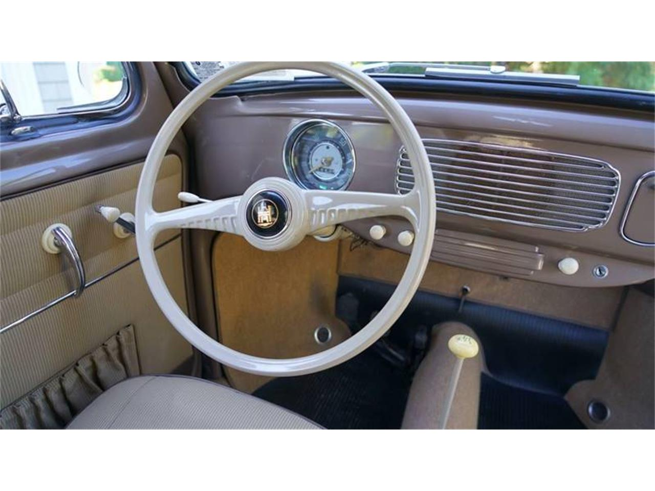 1955 Volkswagen Beetle (CC-1160798) for sale in Old Bethpage , New York
