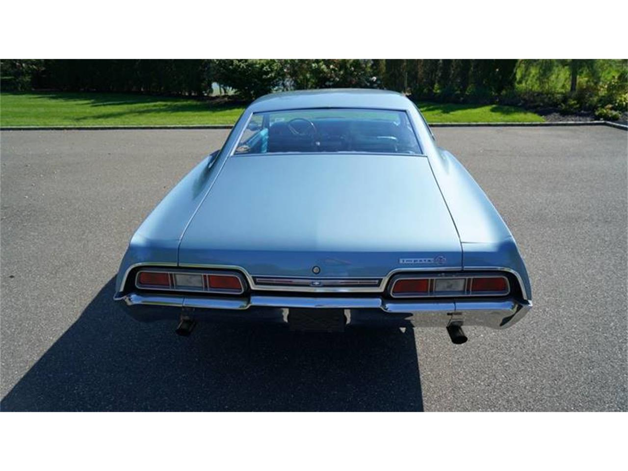 1967 Chevrolet Impala SS427 (CC-1160799) for sale in Old Bethpage , New York