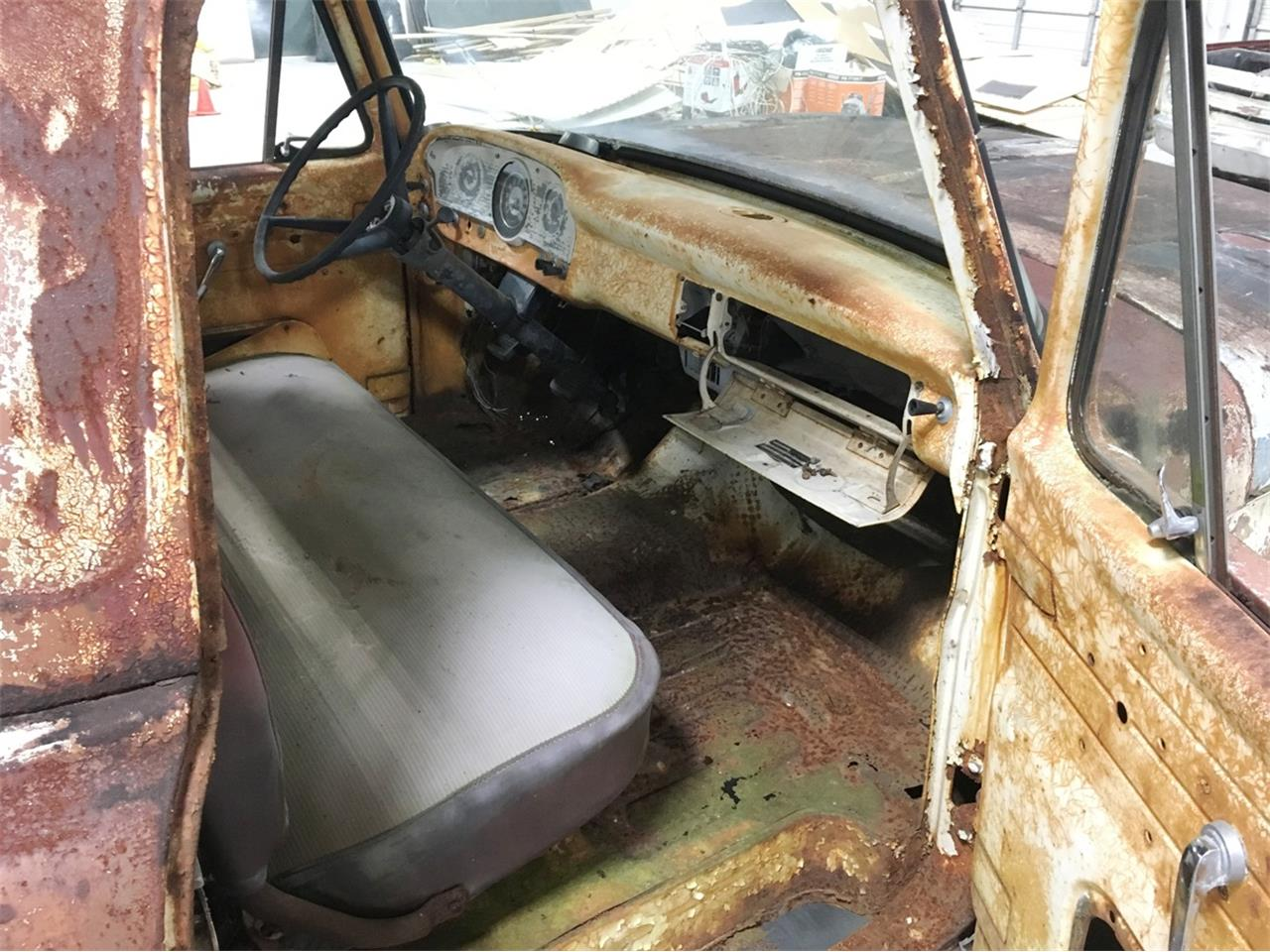 1962 Ford F100 (CC-1168029) for sale in Huntsville, Alabama