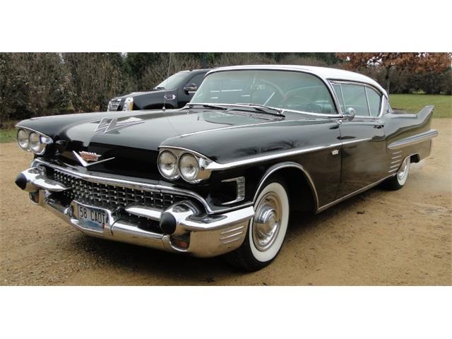 1958 Cadillac Coupe DeVille (CC-1168066) for sale in Prior Lake , Minnesota