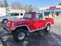 1967 Jeep Pickup (CC-1168073) for sale in Cadillac, Michigan