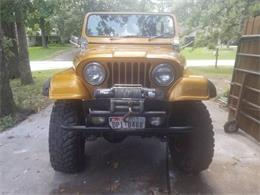 1976 Jeep CJ5 (CC-1168085) for sale in Cadillac, Michigan