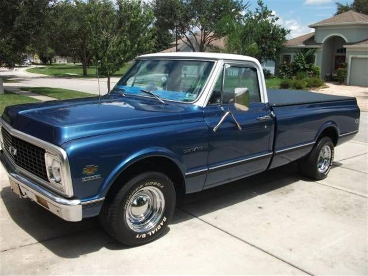 1971 Chevrolet C10 (CC-1168111) for sale in Cadillac, Michigan
