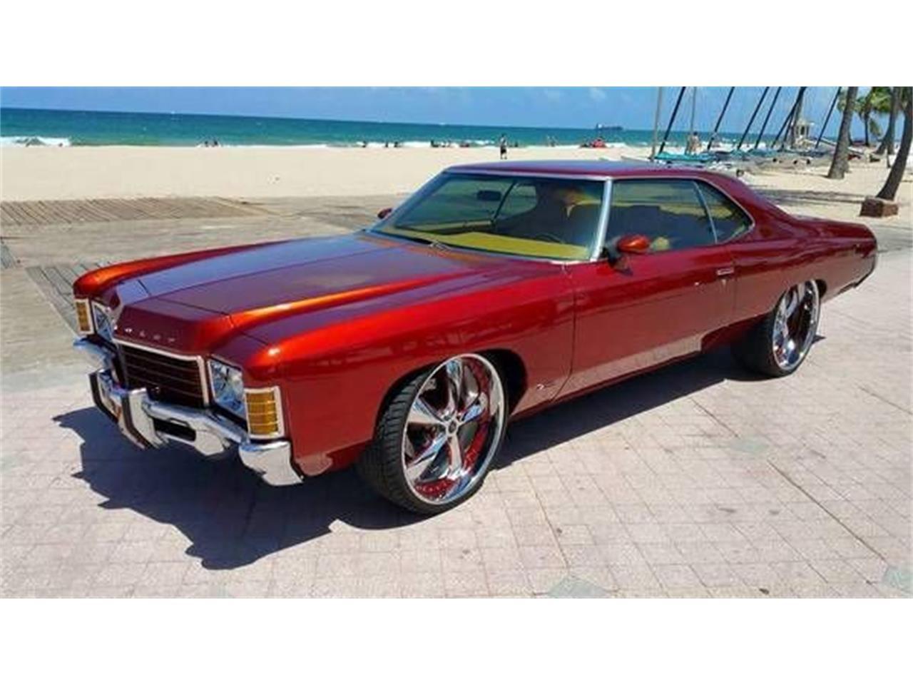 1971 Chevrolet Impala For Sale Classiccars Com Cc 1168114