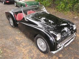 1960 Triumph TR3A (CC-1160815) for sale in Stratford, Connecticut