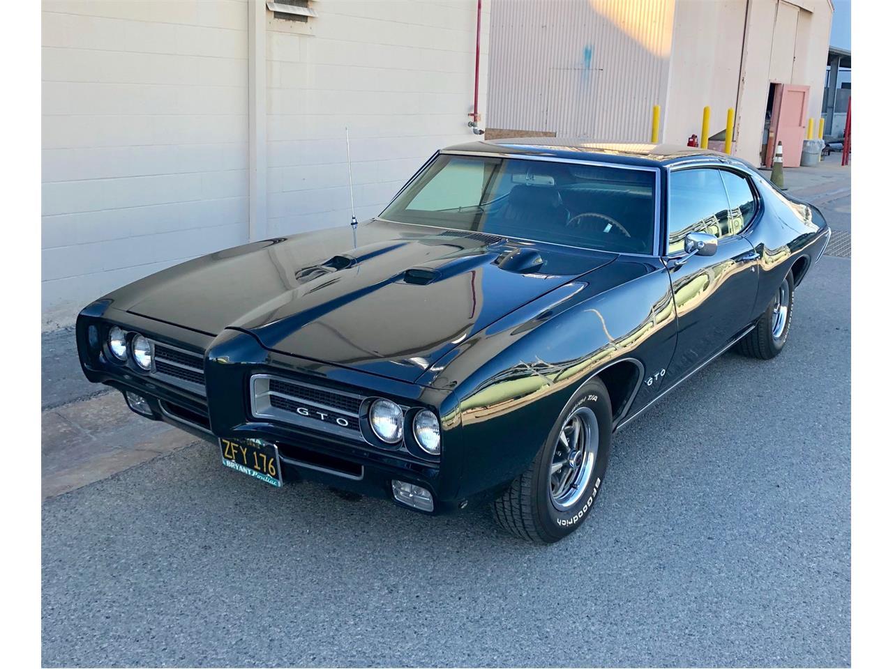 1969 Pontiac Gto For Sale Classiccars Com Cc 1168174