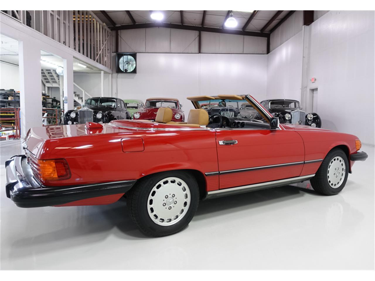1987 Mercedes-Benz 560SL (CC-1168197) for sale in St. Louis, Missouri