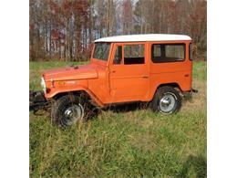 1971 Toyota Land Cruiser FJ40 (CC-1160821) for sale in Cadillac, Michigan