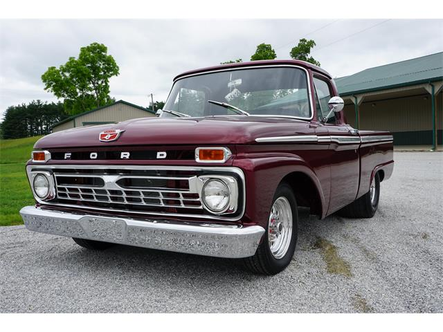 1966 Ford F100 (CC-1168212) for sale in Salesville, Ohio