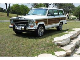 1991 Jeep Grand Wagoneer (CC-1168269) for sale in Kerrvile, Texas