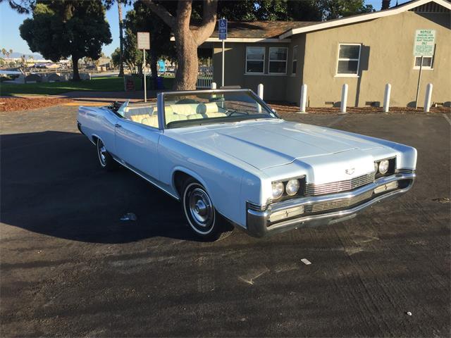 1969 Mercury Marquis (CC-1168336) for sale in Coronado, California