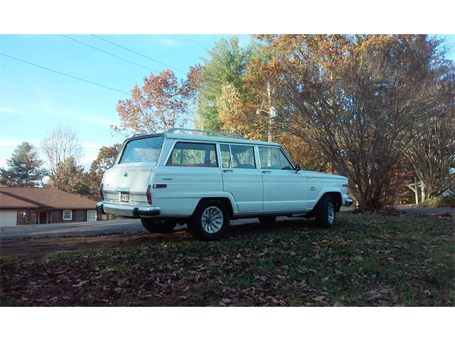 1984 Jeep Grand Wagoneer (CC-1168524) for sale in Bassett, Virginia