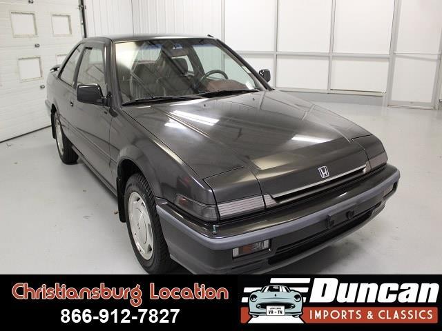 1989 Honda Accord (CC-1168535) for sale in Christiansburg, Virginia