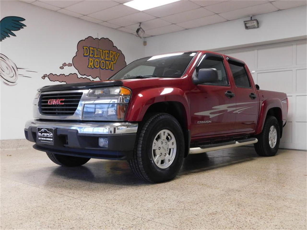 2005 gmc canyon for sale classiccars com cc 1168559 2005 gmc canyon for sale classiccars