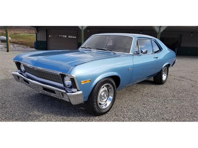 1970 Chevrolet Nova (CC-1168615) for sale in Salesveille, Ohio