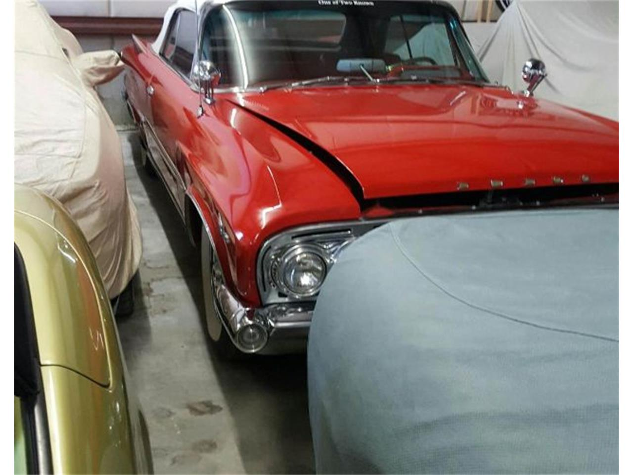 1961 Dodge Polara (CC-1160874) for sale in Cadillac, Michigan